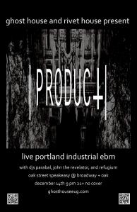 product show poster
