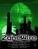 Zonewire/Black Magdalene March31, 2012